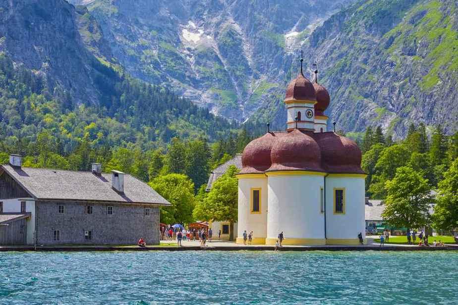 Kirche St. Bartholomew Berchtesgaden Sehenswürdigkeiten - Die 16 besten Attraktionen