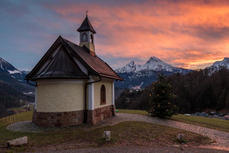 Kirchleitn Kapelle Berchtesgaden Sehenswürdigkeiten - Die 16 besten Attraktionen