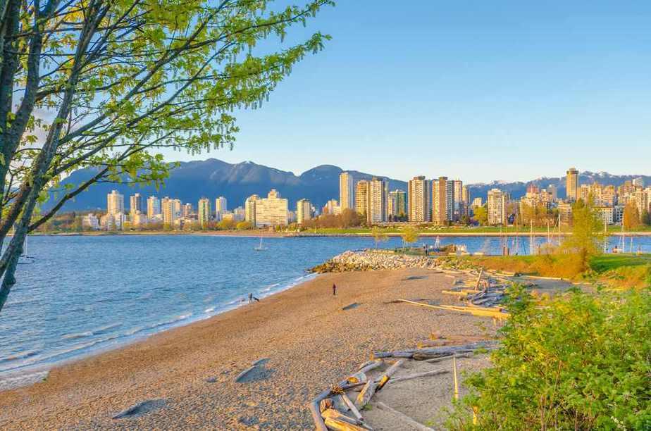 Kitsilano Beach Vancouver Sehenswürdigkeiten - Die 20 besten Attraktionen
