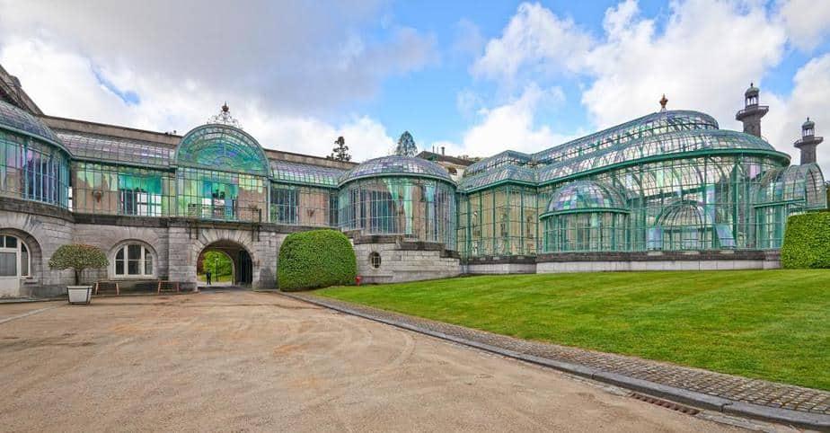 Königliche Gewächshäuser in Laken Belgien Sehenswürdigkeiten - Die 20 besten Attraktionen