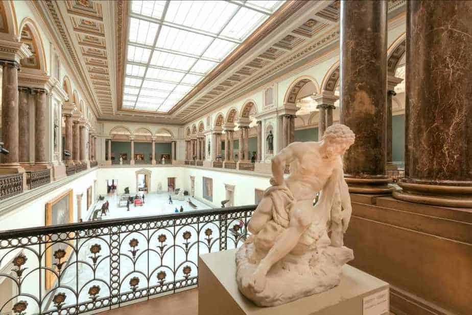 Königliche Museen der Schönen Künste Belgien Sehenswürdigkeiten - Die 20 besten Attraktionen