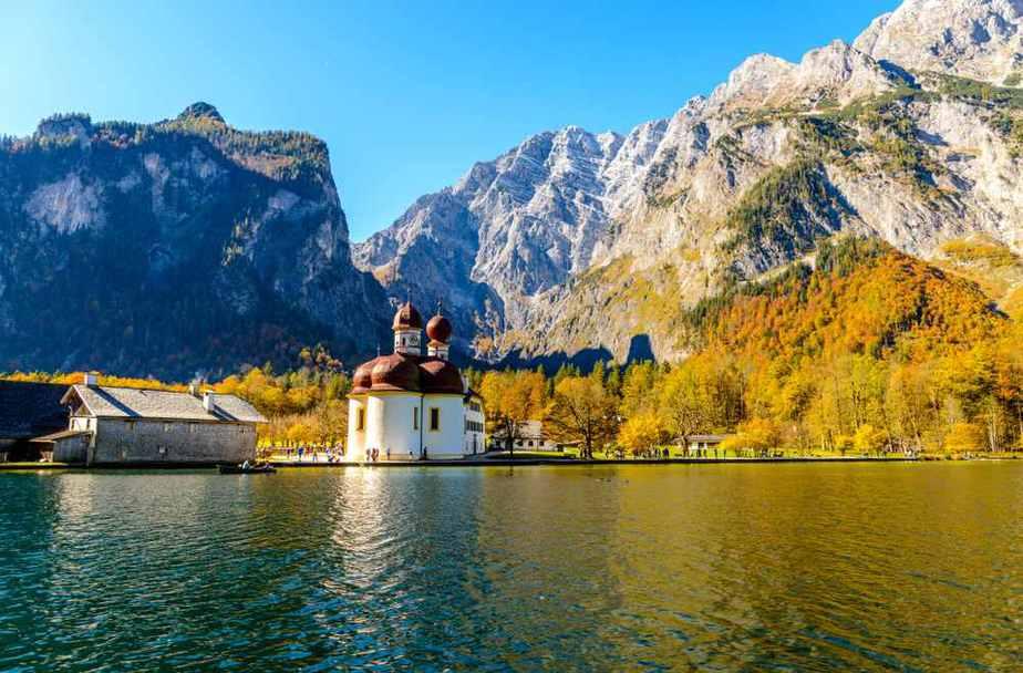Königssee Berchtesgaden Sehenswürdigkeiten - Die 16 besten Attraktionen