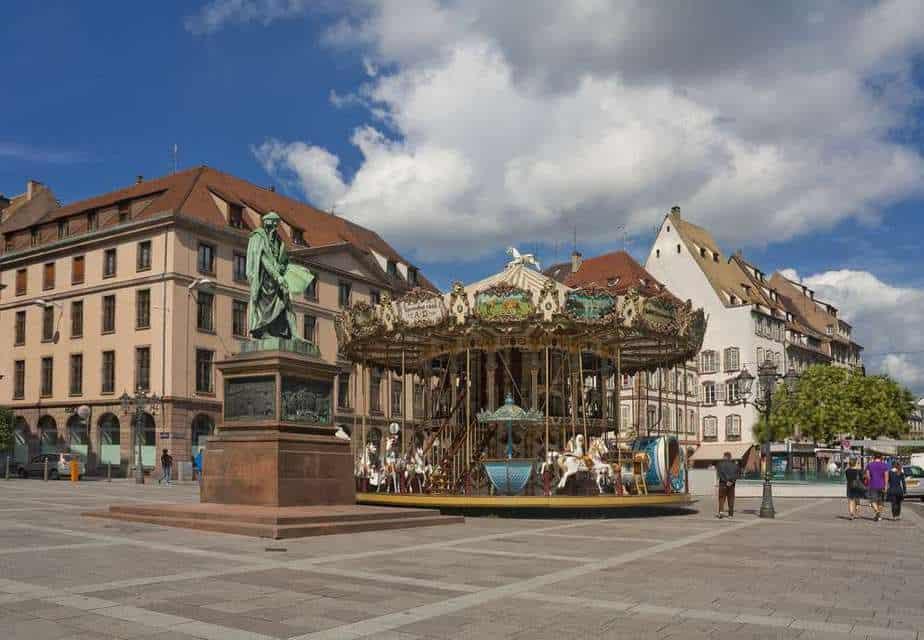 La Place Gutenberg Straßburg Sehenswürdigkeiten - Die 18 besten Attraktionen