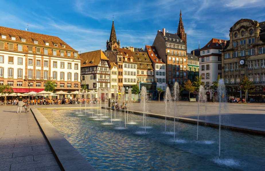 La Place Kleber Straßburg Sehenswürdigkeiten - Die 18 besten Attraktionen