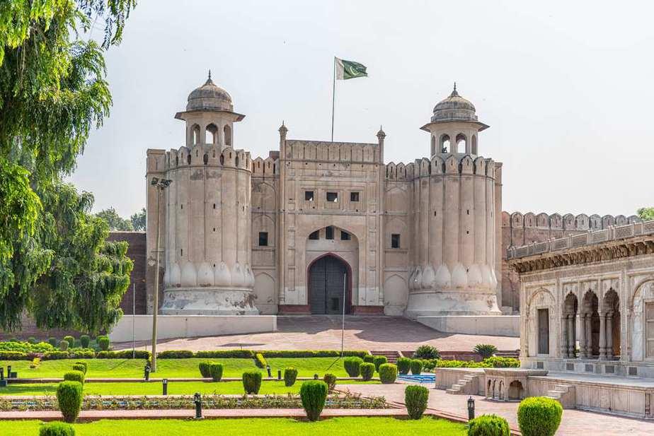 Lahore Fort Pakistan Sehenswürdigkeiten - Die 20 besten Attraktionen