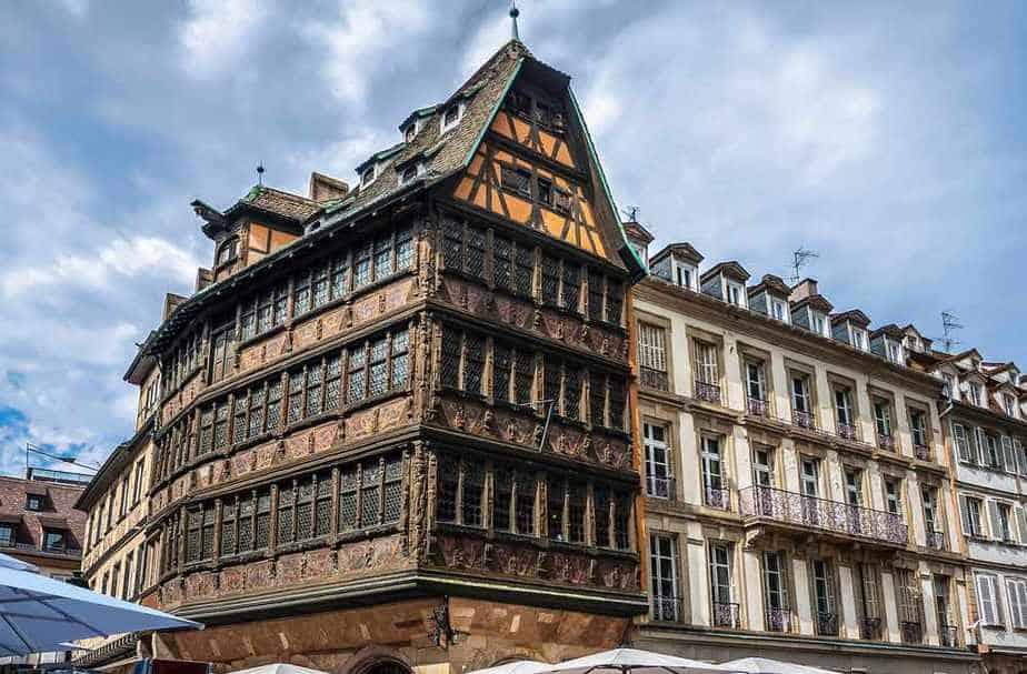 Maison Kammerzell - Kammerzellhaus Straßburg Sehenswürdigkeiten - Die 18 besten Attraktionen