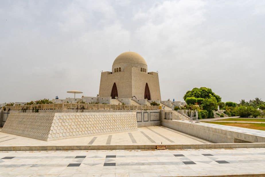 Mazar-e-Quaid - National Mausoleum Pakistan Sehenswürdigkeiten - Die 20 besten Attraktionen