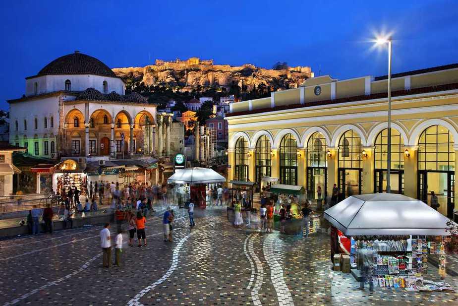 Monastiraki Athen Sehenswürdigkeiten - Die 20 besten Attraktionen