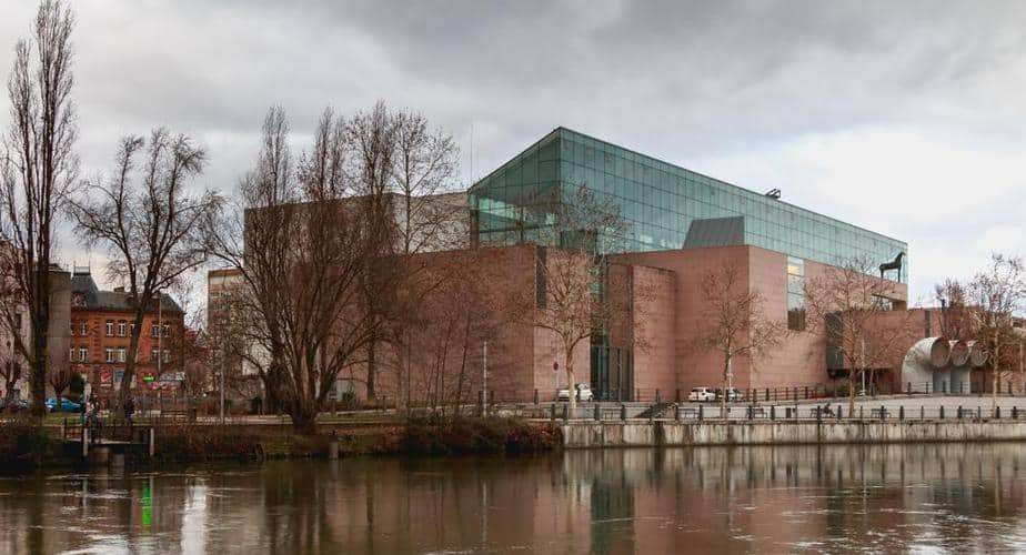 Museum für moderne und zeitgenössische Kunst Straßburg Sehenswürdigkeiten - Die 18 besten Attraktionen