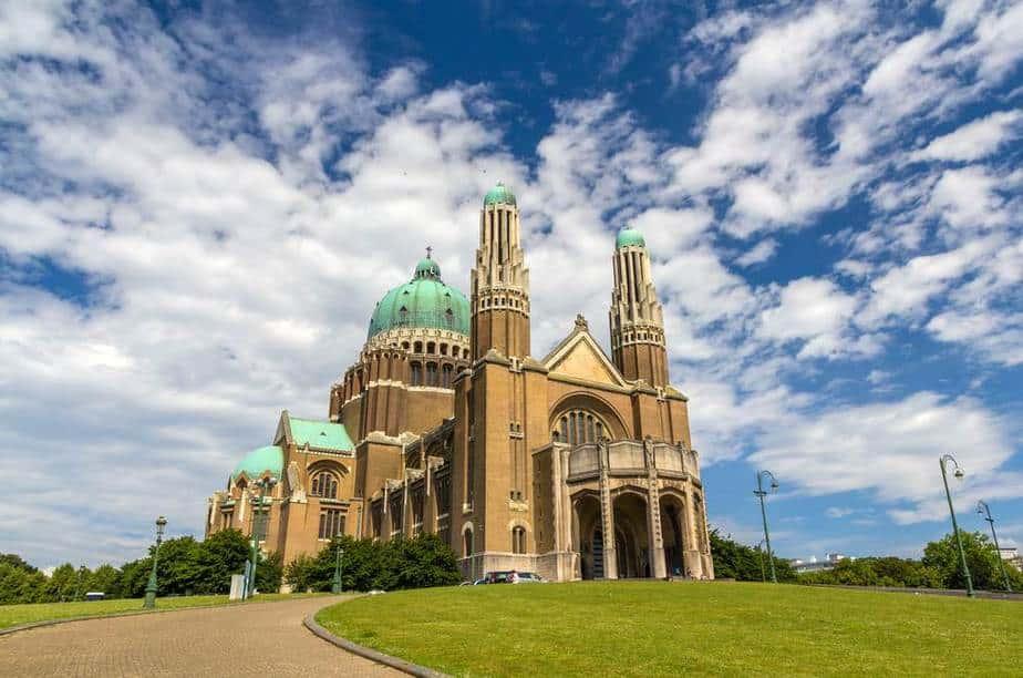 Nationalbasilika des Heiligen Herzens Belgien Sehenswürdigkeiten - Die 20 besten Attraktionen