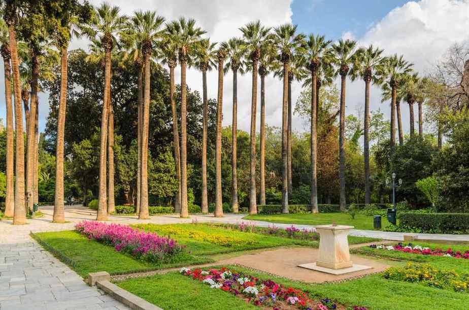 Nationalgarten Athen Sehenswürdigkeiten - Die 20 besten Attraktionen