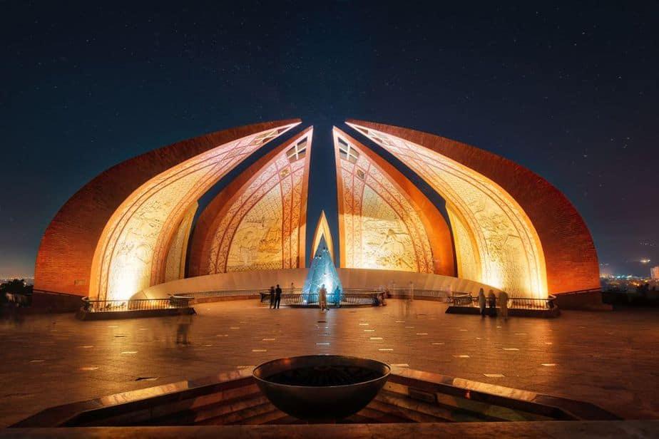 Pakistan-Denkmal Pakistan Sehenswürdigkeiten - Die 20 besten Attraktionen