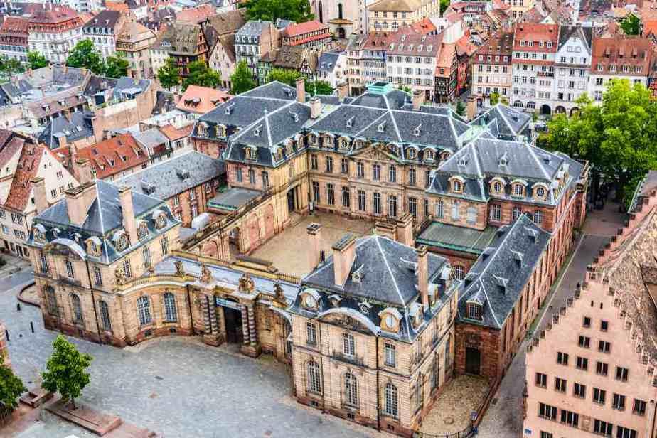Palast Rohan Straßburg Sehenswürdigkeiten - Die 18 besten Attraktionen