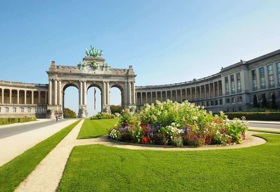 Palast des Cinquantenaires und  Park des 50-jährigen Jahrestags Belgien Sehenswürdigkeiten - Die 20 besten Attraktionen