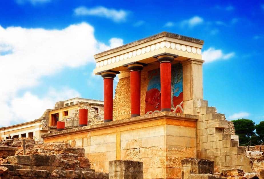 Palast von Knossos Kreta Sehenswürdigkeiten - Die 20 besten Attraktionen