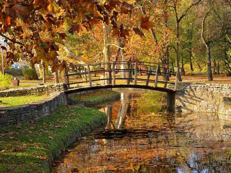 Park Topčider Die schönsten Parks und Grünflächen in Belgrad, Serbien