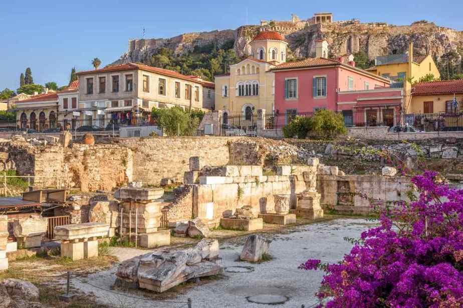 Plaka Athen Sehenswürdigkeiten - Die 20 besten Attraktionen