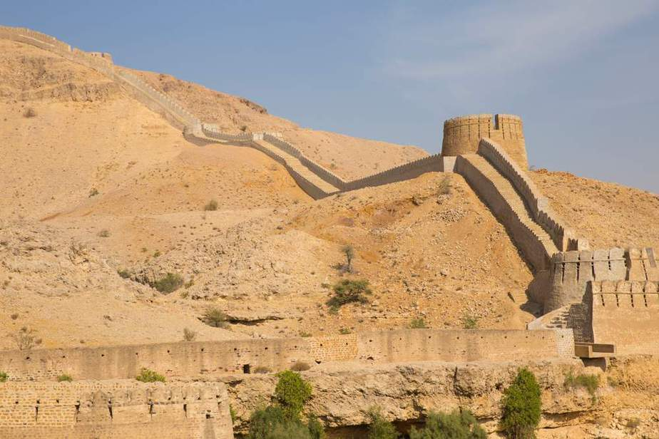 Ranikot Fort Pakistan Sehenswürdigkeiten - Die 20 besten Attraktionen