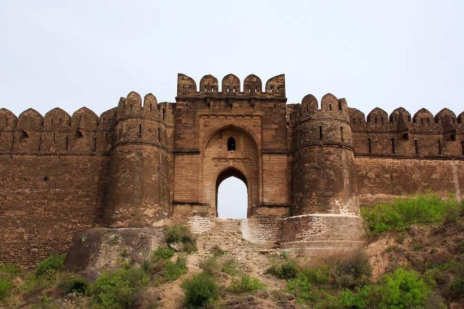 Rohtas Fort Pakistan Sehenswürdigkeiten - Die 20 besten Attraktionen