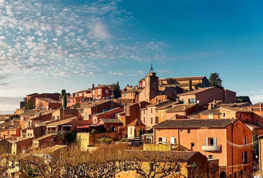 Roussillon Die schönsten Dörfer Frankreichs