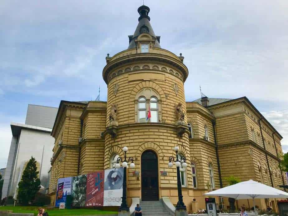 SKC Die 7 besten Kunstgalerien in Belgrad, Serbien