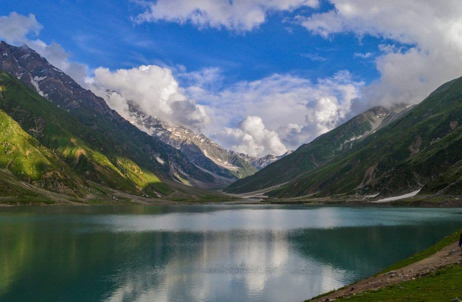 Saiful Muluk See Pakistan Sehenswürdigkeiten - Die 20 besten Attraktionen