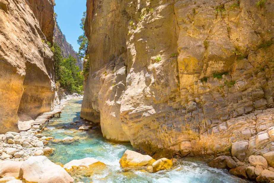 Samaria-Schlucht Kreta Sehenswürdigkeiten - Die 20 besten Attraktionen