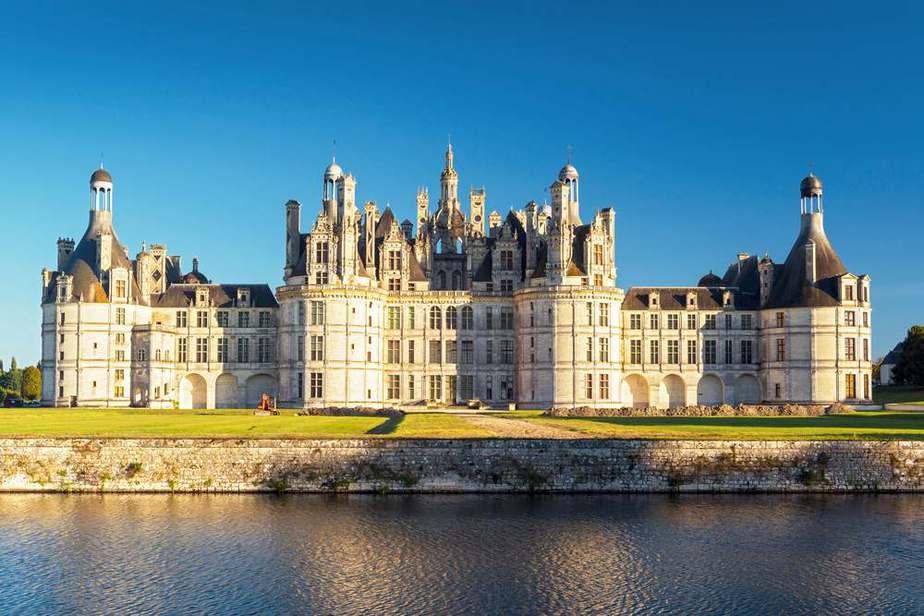 Schloss Chambord Die 7 schönsten Schlösser in Frankreich