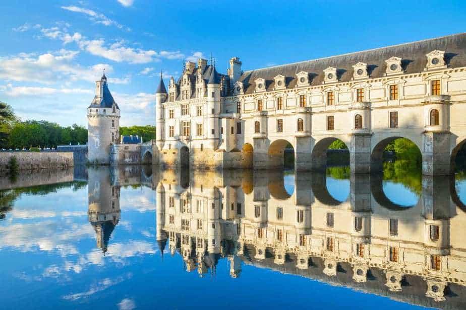 Schloss Chenonceau Die 7 schönsten Schlösser in Frankreich
