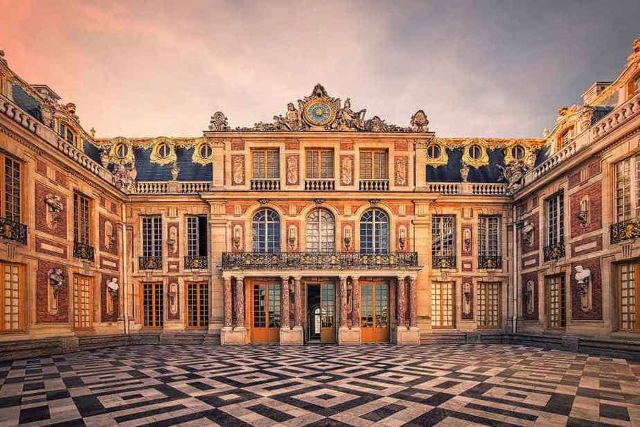 Schloss Versailles Die 10 schönsten Schlösser in Frankreich