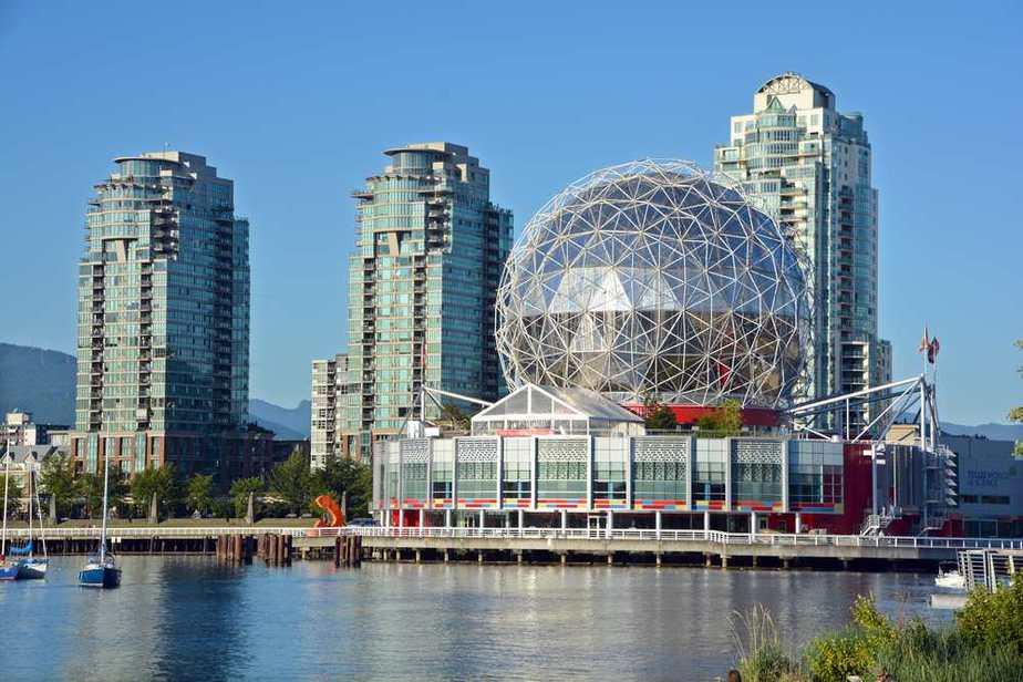 Science World Vancouver Sehenswürdigkeiten - Die 20 besten Attraktionen