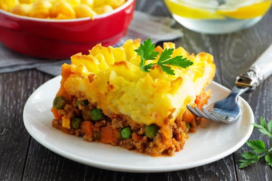 Shepherd's Pie Englische Spezialitäten: 21 Typisch englische Essen, Die Sie Probieren Sollten
