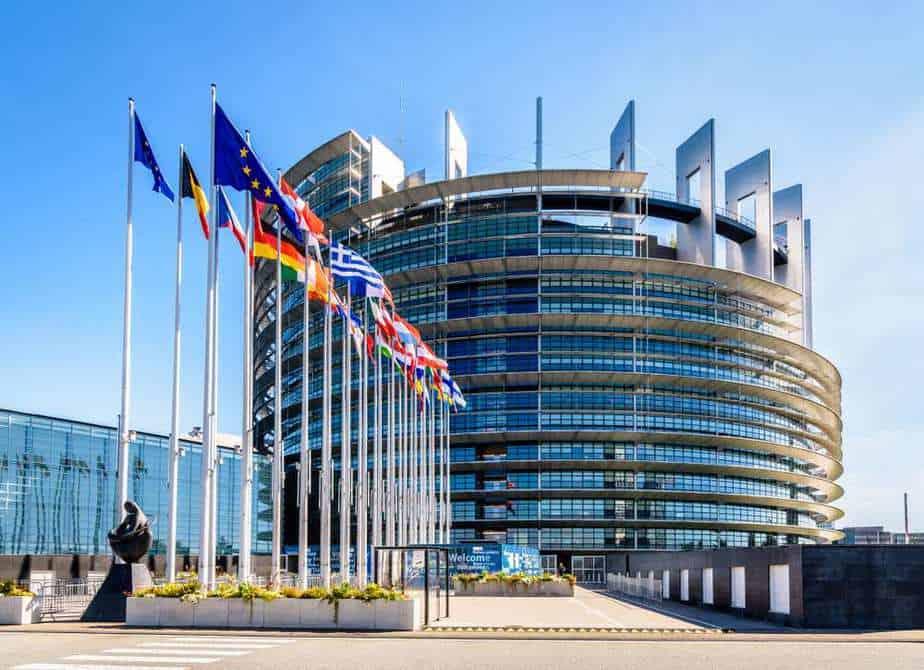 Sitz des Europäischen Parlaments Straßburg Sehenswürdigkeiten - Die 18 besten Attraktionen