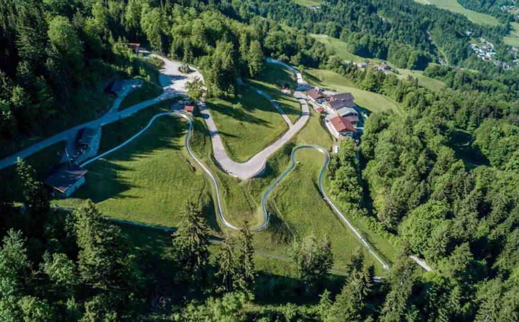 Sommerrdelbahn am Obersalzberg Berchtesgaden Sehenswürdigkeiten - Die 16 besten Attraktionen