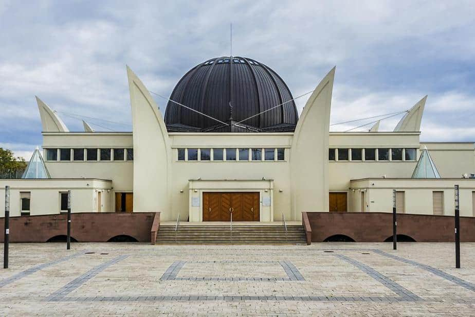 Straßburger Moschee