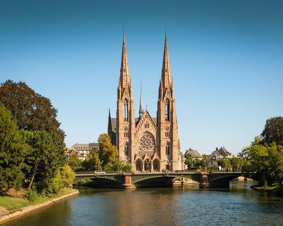 Straßburger Münster Straßburg Sehenswürdigkeiten - Die 18 besten Attraktionen