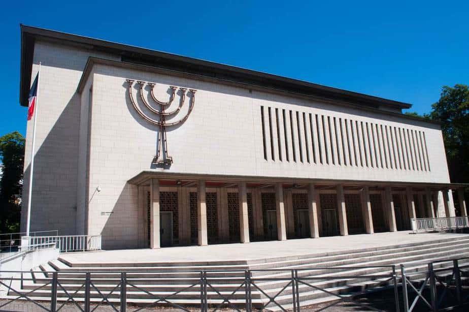 Synagogue de la Paix - Große Synagoge
