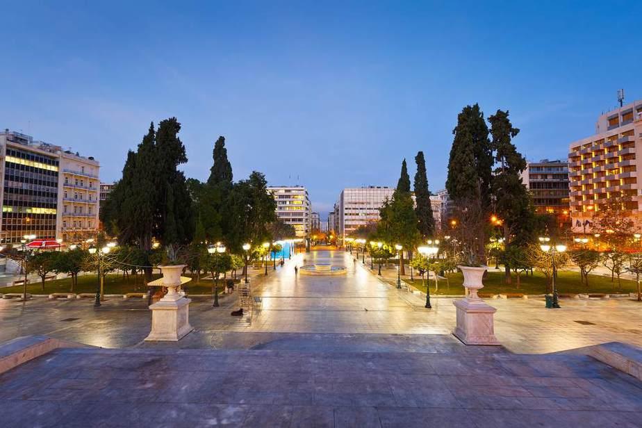 Syntagma-Platz Athen Sehenswürdigkeiten - Die 20 besten Attraktionen