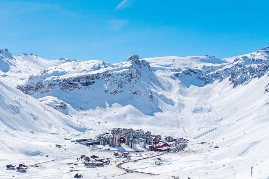 Tignes Die 7 besten Skigebiete Frankreichs