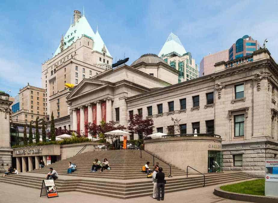 Vancouver Art Gallery Vancouver Sehenswürdigkeiten - Die 20 besten Attraktionen
