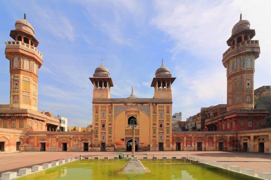 Wazir-Khan-Moschee Pakistan Sehenswürdigkeiten - Die 20 besten Attraktionen
