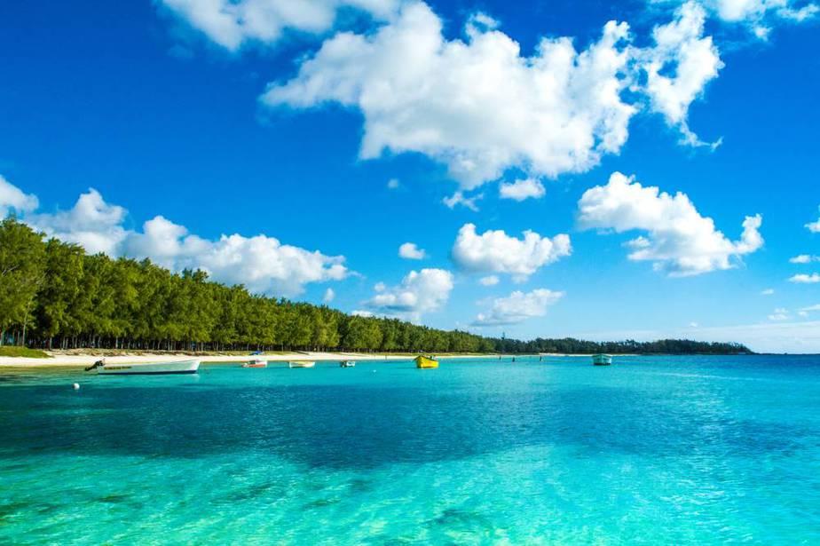 Belle Mare Beach Die schönsten Strände auf Mauritius