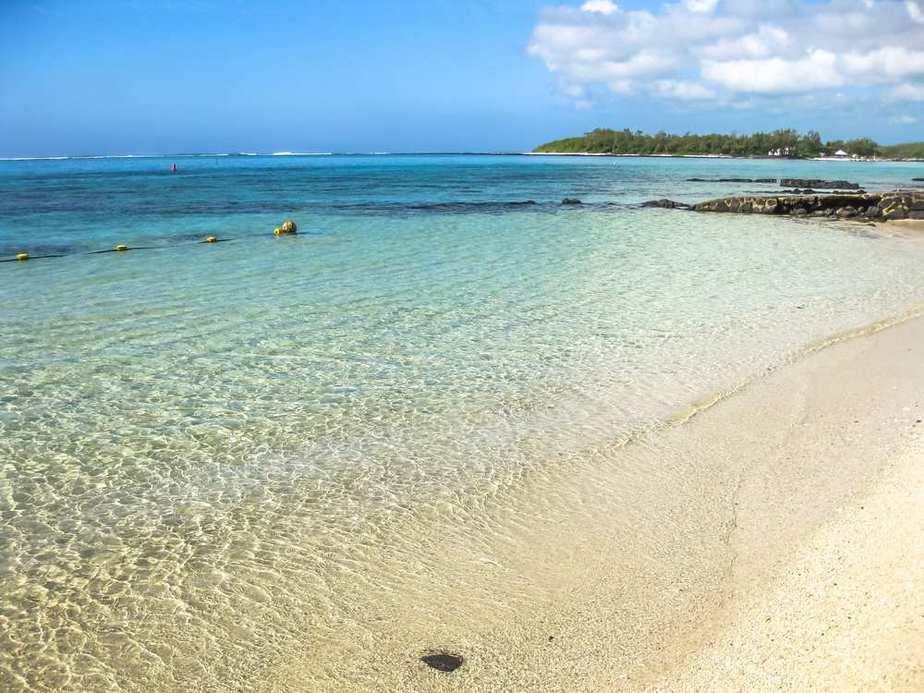 Blue Bay Beach Die schönsten Strände auf Mauritius