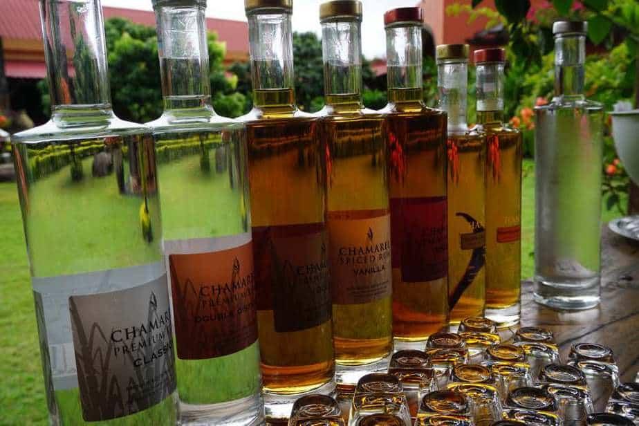 Chamarel Royal Die besten Cocktails, die Sie auf Mauritius probieren müssen