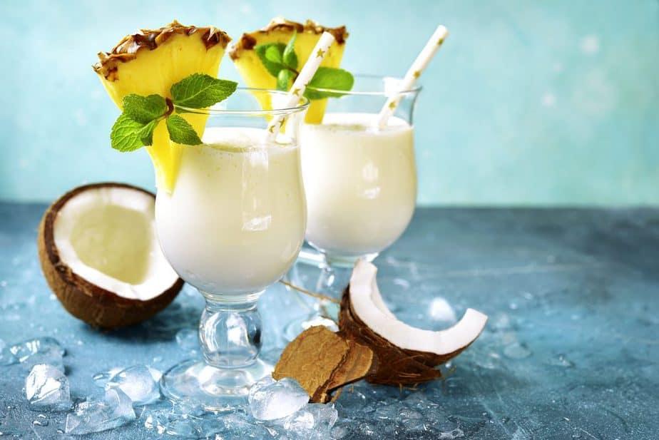 Coconut Milkshake Die besten Cocktails, die Sie auf Mauritius probieren müssen