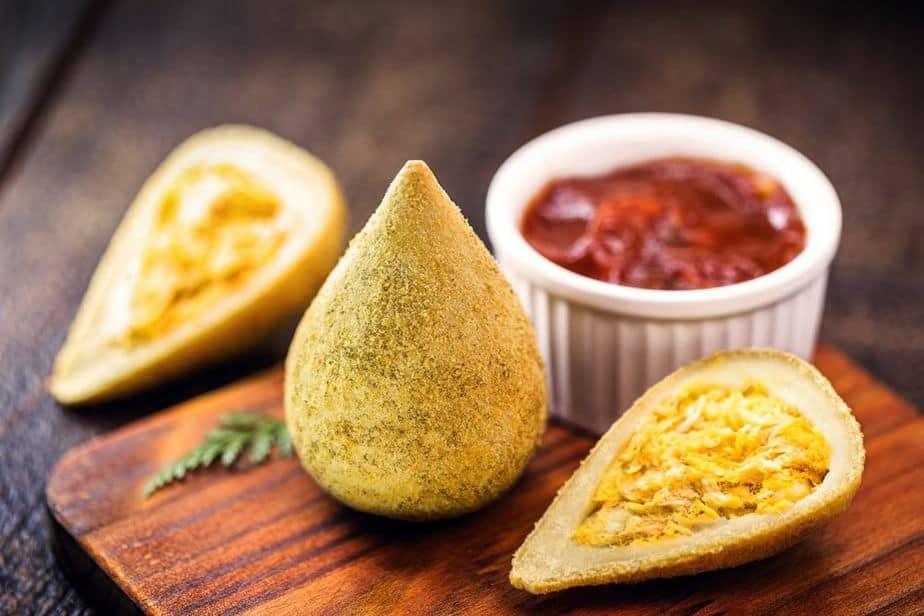 Coxinhas Brasilianische Spezialitäten: 20 Typisch Brasilianische Essen, Die Sie Probieren Sollten