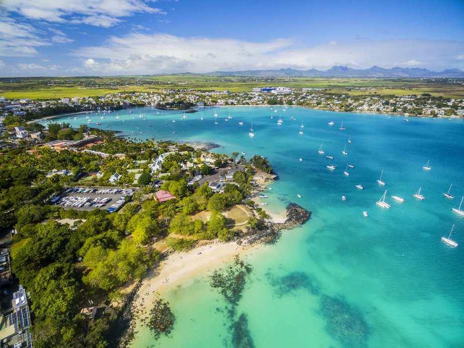 Grand Bay Die schönsten Strände auf Mauritius