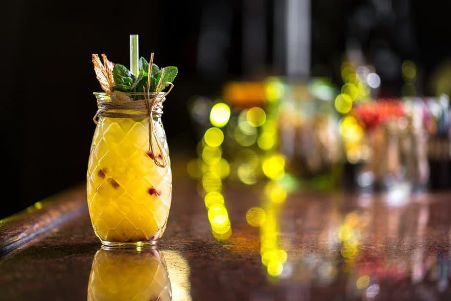 Green Tiki Monk Die besten Cocktails, die Sie auf Mauritius probieren müssen