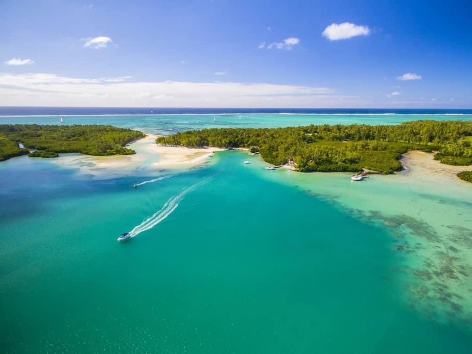Île Aux Cerfs Die schönsten Strände auf Mauritius