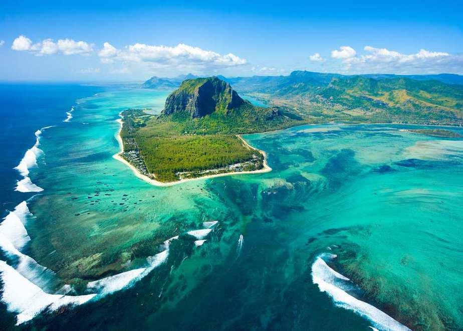 Le Morne Die schönsten Strände auf Mauritius